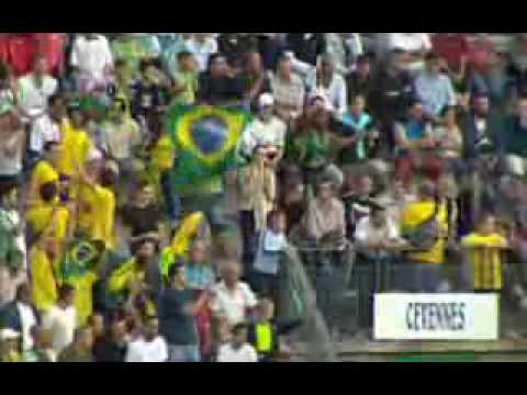 Algerie - Brésil
