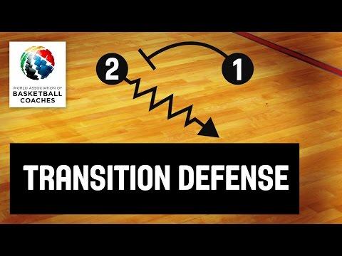 Basketball Coach Tim Floyd - Transition Defense