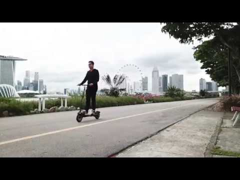 Passion Dash 4 Electric Scooter