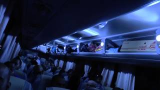 Makkah - Talbiyyah on the Coach
