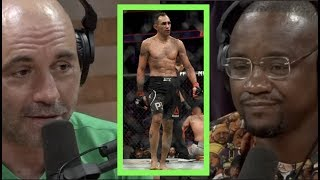 Joe Rogan | Tony Ferguson is the Boogeyman!! w:Yves Edwards