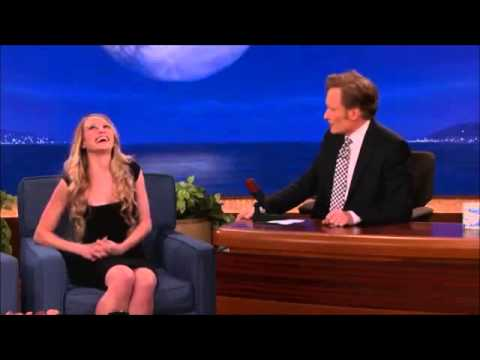 Kirby Bliss Blanton explains her middle name