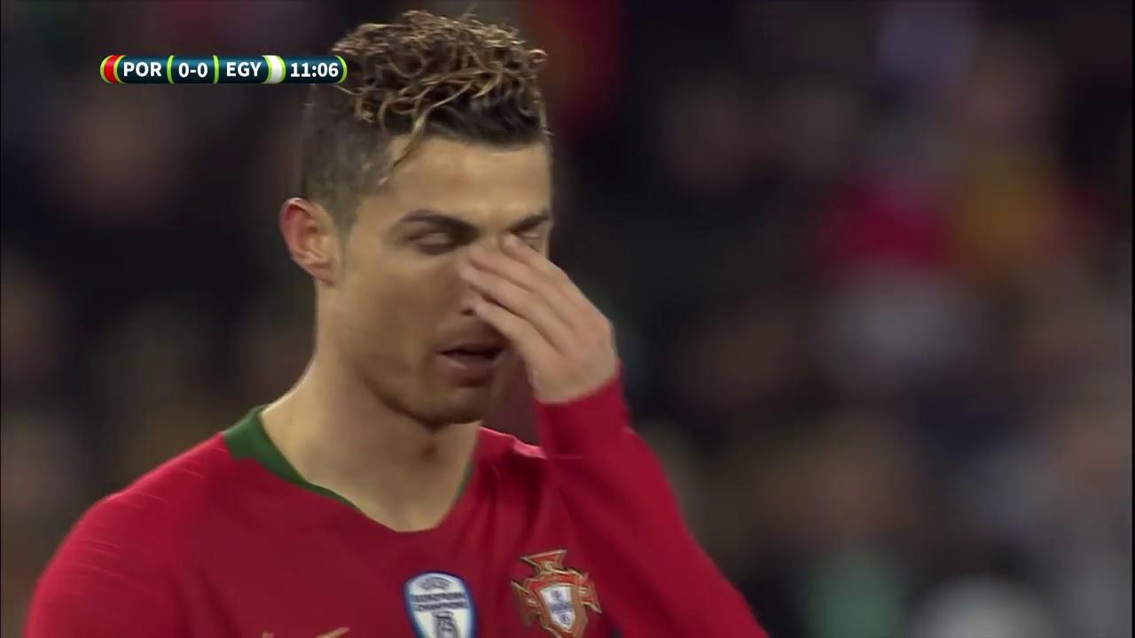 Download Pertandingan prediksi Portugal vs Egypt 2-1 Full Match All Goals & Highlights (23/03/2018) HD•