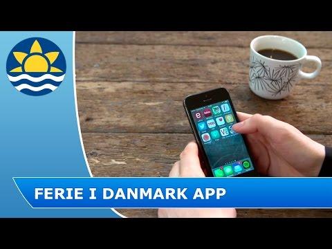 Ferie i Danmark app - Guide til 1.500 danske attraktioner