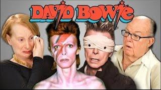 Elders React to David Bowie Subtitulado Español
