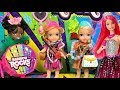 Barbie helps Toddlers with their School Concert! Anna & Elsa - Tiana - Music - Singing - Toys - Doll
