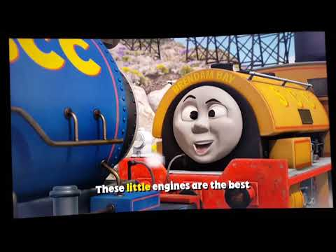 Little Engines - CGI Version (2018)
