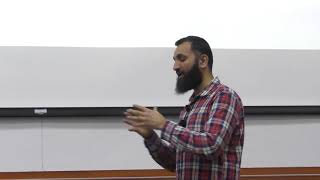 Why Islam Why Not Islam By Subboor Ahmad | DIW 2018 | Full Lecture