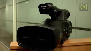 Бліц-огляд професійної 3D-камери Panasonic AG-3DA1