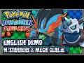 Pokémon Omega Ruby & Alpha Sapphire - ENGLISH Demo w/Starters & Mega Glalie