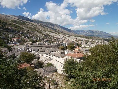 Exploring Albania: A trip to Gjirokaster (Gjirokastër)