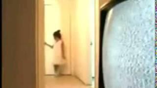 Scary Girl Dancing