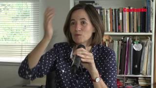 Monica Lavin habla acerca de su libro Manual Para Enamorarse