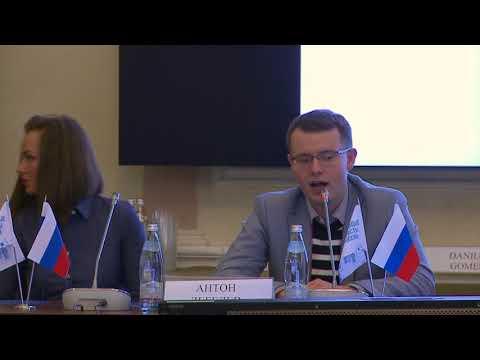 Антон Лебедев, замдиректора Департамента госуправления Минэкономразвития