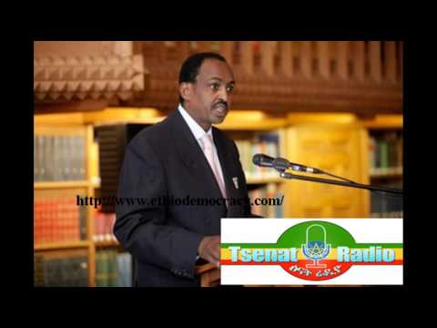 Ambassador Teshome Toga 's Interview with Tsenat Radio