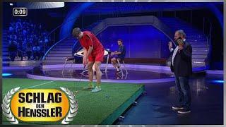 Spiel 12 - Englisch-Golf - Schlag den Henssler