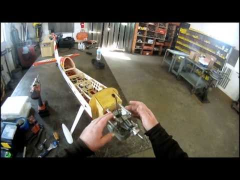 Installing A Dle 30 On A Aeroworks Yak54 90 120 Part 2