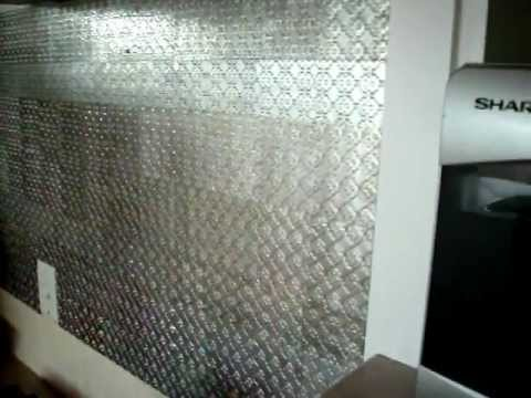 Part 3 Quot Finished Backsplash Wall Make From Soda Cans