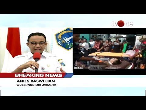 Anies Baswedan Angkat Bicara Soal Kondisi Jakarta Pasca-Rusuh
