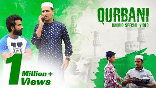 Qurbani - Bakrid Special Video - an Important Message || Kiraak Hyderabadiz
