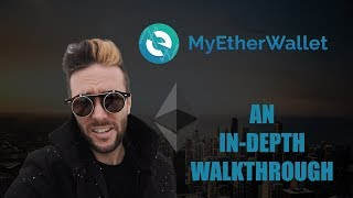 How To Use MyEtherWallet - Ether & ERC20 Tokens!