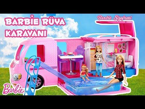 Barbie Rüya Karavanı - Barbie Tanıtımı - Barbie Şizofreni