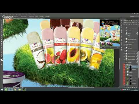 Cópia de Adobe Photoshop CC, Digital Art, Banner, Photo Manipulation, Advertise, Publicity