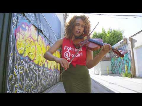 Power Glide On Violin: Rae Serrmurd | Ezinma