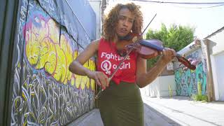 Baixar Power Glide on Violin: Rae Serrmurd | Ezinma