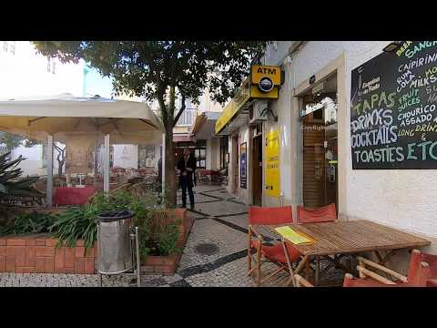 Algarve Walks - Lagos Town Center to the Bensafrim River - Portugal
