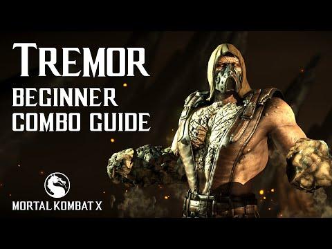 Mortal Kombat X: TREMOR Beginner Combo Guide