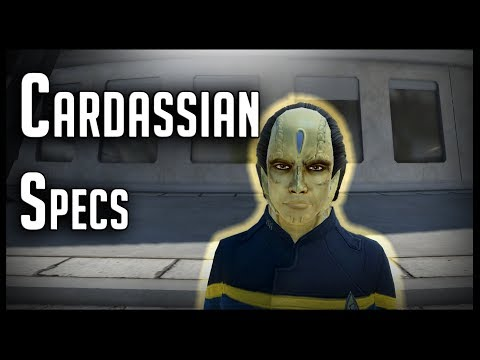 Victory is life expansion, Cardassian Specs – Star Trek Online