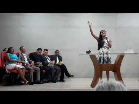 Calmaria - (Maisa Coelho louvando na ADM em Vila Propício-Go)