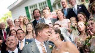 Stevie & Aaron's Wedding Day