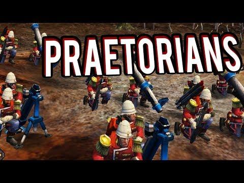 Praetorian Mod - Dawn of War Soulstorm Mod