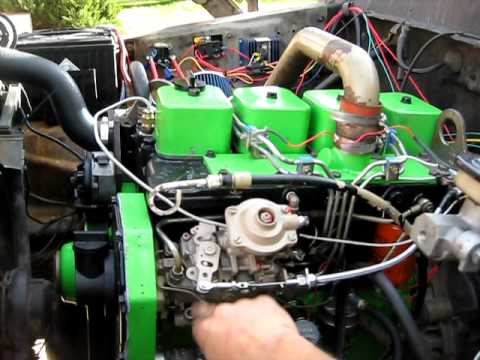1977 Ford 4bt F150 - YouTube