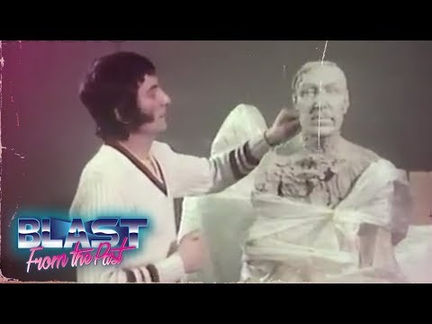 London's Madame Tussauds: How To Make A Wax Celebrity | Blast From The Past