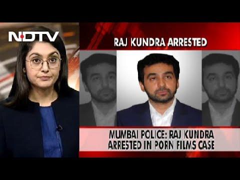 Raj Kundra arrested in porn apps case; businessman 'key ...