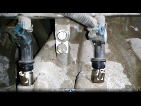 Допиливание газовой проставки в озон - YouTube
