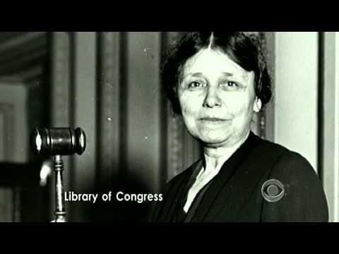 Senate Women of the 113th Congress on CBS Evening News