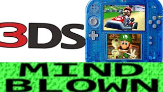 How the Nintendo 3DS iṡ Mind Blowing!