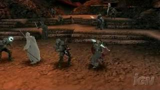 The Lord of the Rings: Tactics Sony PSP Trailer - New