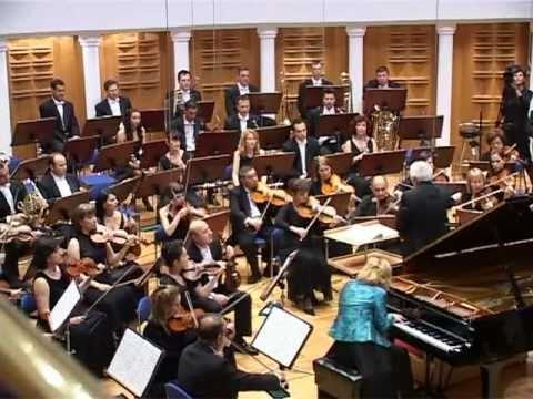 Gülsin Onay / Vladimir Ashkenazy - Rachmaninov 3rd concerto (1/2)