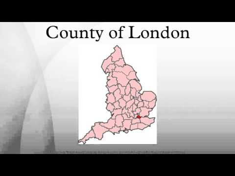 County of London