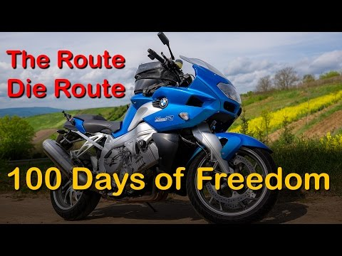 100 Days of Freedom - The Route - Die Route - Trailer 2 - HD 720p