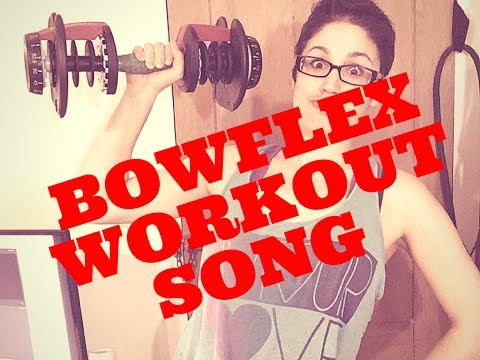 Bowflex Dumbbell Workout Song