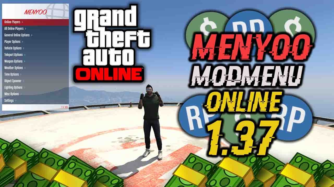 GTA V PC Online 1 37 - Menyoo Modded Car , Outfit , Map [PC] [UNDETECTED]