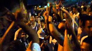 TJB - TORCIDA JOVEM DO BOTAFOGO 7/9/2011