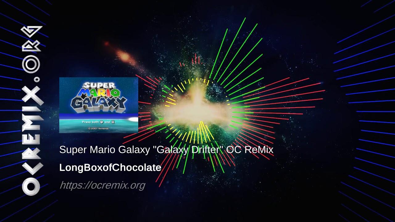 """Super Mario Galaxy OC ReMix by LongBoxofChocolate: """"Galaxy Drifter"""" [Buoy Base Galaxy] (#4100)"""