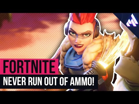 Never Run out of Ammo! 90+ Metal/Min! | Fortnite